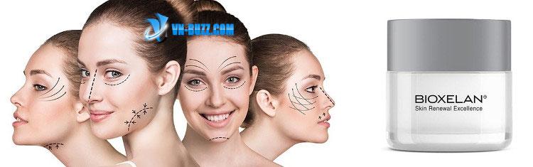 Bioxelan Skin Renewal Excellence chống lại lão hoá