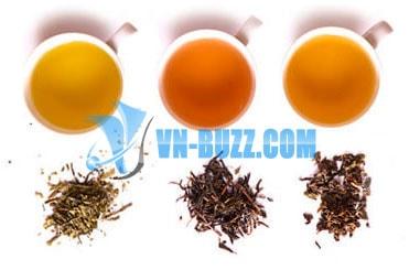 bộ ba trà tây tạng Tibettea nổi tiếng năm 2018