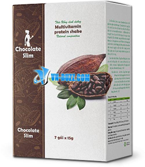 Chocolate slim duy nhất tại Việt Nam