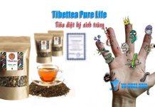 Tibettea Pure Life trà chống ký sinh trùng hiệu quả