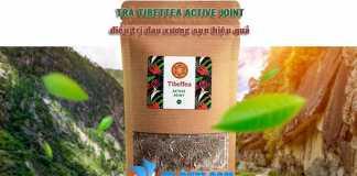 Trà Tibettea Active Joint điều trị đau xương sụn hiệu quả