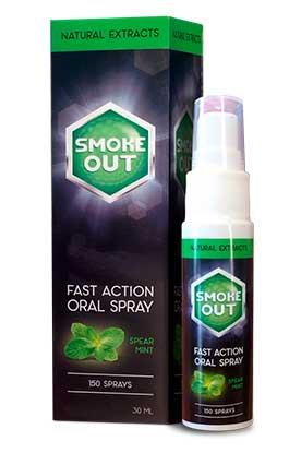 Xịt Smoke Out cai nghiện thuốc lá hiệu quả